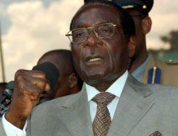 FALLECE ROBERT MUGABE