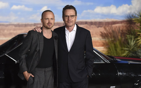 "PREMIERE DE LA PELICULA ""EL CAMINO: A BREAKING BAD MOVIE"""