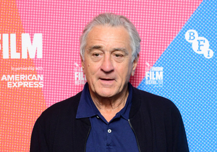 ROBERT DE NIRO ASISTE AL LONDON FILM FESTIVAL