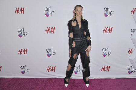 FAMOSAS EN LOS PREMIOS GIRL UP GIRL HERO