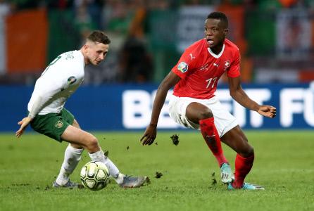 CLASIFICACION EURO 2020: SUIZA VS REPUBLICA DE IRLANDA