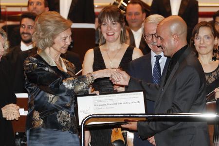 *CONCIERTO DE ESTRENO DE LA OBRA GANADORA DEL XXXVI PREMIO REINA SOFIA DE COMPOSICION MUSICAL