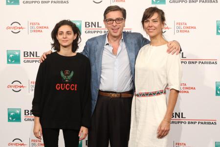 PHOTOCALL DE LA PELICULA ''ANTIGONE'' EN EL FESTIVAL DE CINE DE ROMA