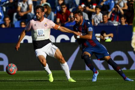 LA LIGA: LEVANTE VS ESPANYOL
