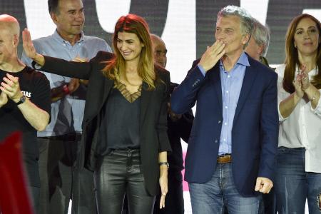 ELECCIONES GENERALES ARGENTINA: MAURICIO MACRI ASUME LA DERROTA