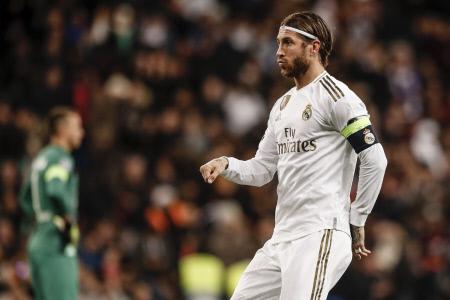 CHAMPIONS LEAGUE:  REAL MADRID VS GALATASARAY