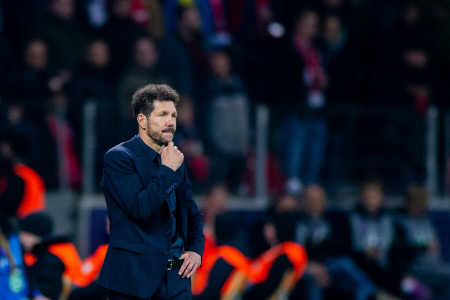 CHAMPIONS LEAGUE: BAYER LEVERKUSEN VS ATLETICO MADRID