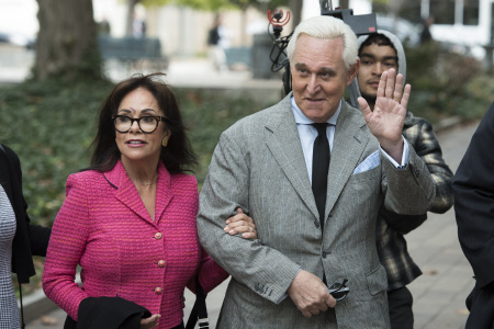 ROGER STONE, NUEVA JORNADA DE DECLARACIONES EN LA CORTE FEDERAL DE WASHINGTON