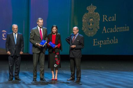 LOS REYES DE ESPAÑA CLAUSURAN LA 16 EDICION DEL CONGRESO ASALE EN SEVILLA