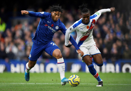 PREMIER: CHELSEA VS CRYSTAL PALACE