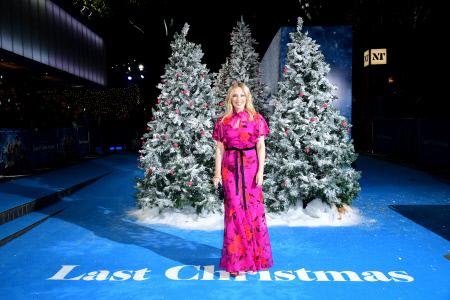 "PREMIERE DE LA PELICULA "" LAST CHRISTMAS "" EN LONDRES"