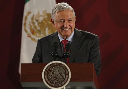 RUEDA DE PRENSA DEL PRESIDENTE DE MEXICO, MANUEL LOPEZ OBRADOR