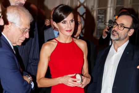 """VISITA DE LOS REYES A LA EXPOSICION """"ESPAÑA Y CUBA: CONTIGO EN LA DISTANCIA"""""""