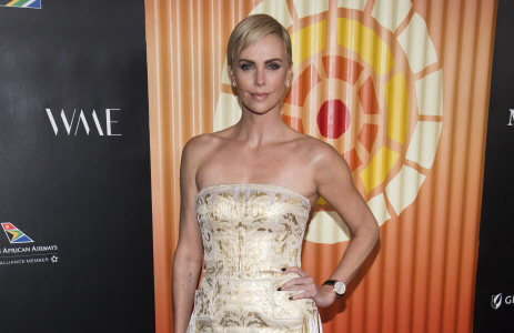 CHARLIZE THERON AFRICA PROJECT
