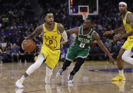 NBA: BOSTON-GOLDEN STATE