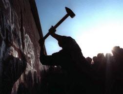 30 ANIVERSARIO DE LA CAIDA DEL MURO DE BERLIN