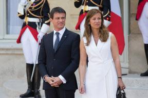MANUEL VALLS Y SU ESPOSA ANNE GRAVOIN SE SEPARAN