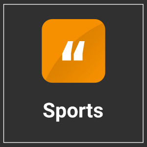 All Sports content by competition...