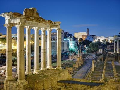 ROMA, EL ETERNO DESTINO