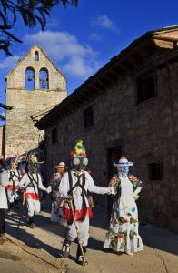 CARNAVALES:BOTARGAS Y MASCARITAS, GUADALAJARA