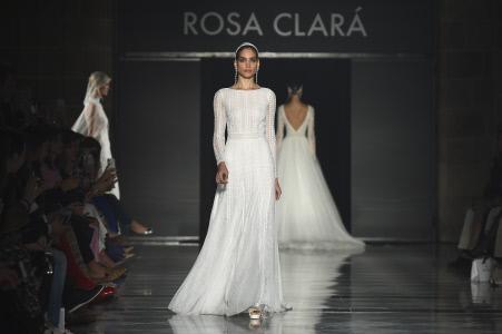 *DESFILE DE ROSA CLARÁ EN LA BRIDAL