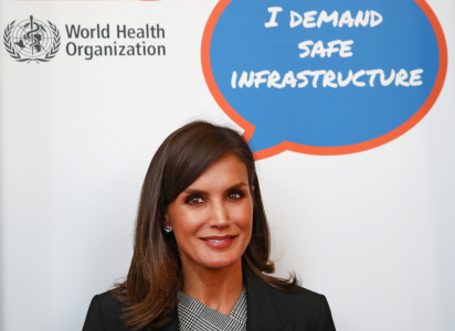 LETIZIA ACUDE A LA 72 WORLD HEALTH ASSEMBLY EN GINEBRA