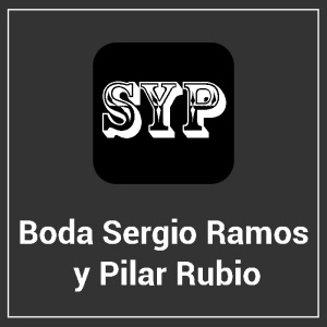 Boda de Sergio Ramos y Pilar Rubio
