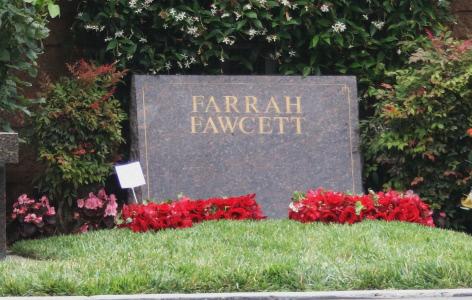 (SPLASH) 10º ANIVERSARIO DE LA MUERTE DE FARRAH FAWCETT