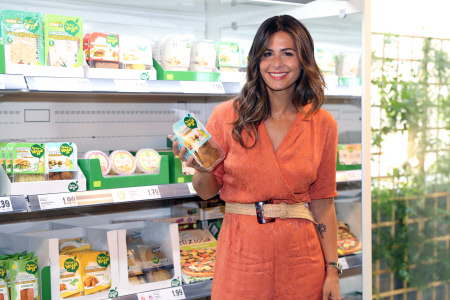NURIA ROCA PRESENTA ''MY BEST VEGGIE'' UNA DIETA VEGETARIANA