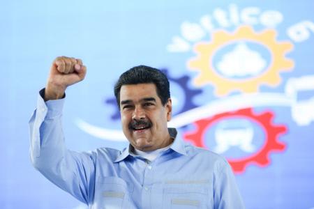 NICOLAS MADURO SE REUNE CON LOS REPRESENTANTES DEL SECTOR DEL AUTOMOVIL VENEZOLANO EN CARACAS