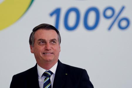 JAIR BOLSONARO CELEBRA SUS 200 DIAS COMO PRESIDENTE DE BRASIL