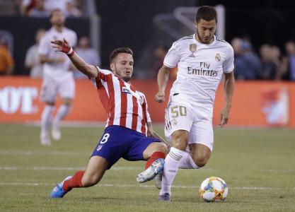 INTERNATIONAL CHAMPIONS CUP: MADRID VS ATLETICO DE MADRID