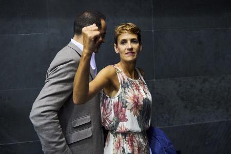 MARIA CHIVITE CONSIGUE LA PRESIDENCIA DE NAVARRA TRAS LOGRAR MAYORIA SIMPLE