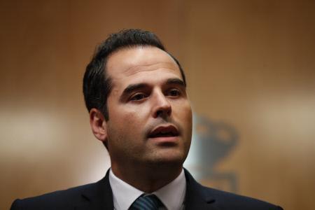 IGNACIO AGUADO EN RUEDA DE PRENSA TRAS RONDA DE CONSULTAS