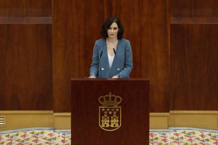 ASAMBLEA DE MADRID: DEBATE DE INVESTIDURA
