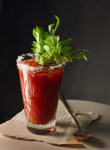 RECETA: BLOODY MARY