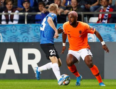 CLASIFICATORIA EURO 2020: ESTONIA VS HOLANDA