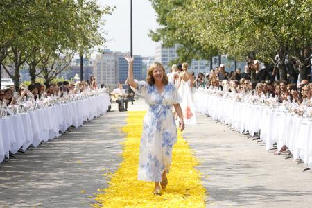 (SPLASH) NYFW: DESFILE DE LA FIRMA LELA ROSE