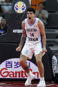 MUNDIAL BASKET CHINA: ARGENTINA VS SERBIA ( 97-87 )