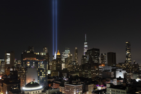 ANIVERSARIO DEL 11 S EN NUEVA YORK