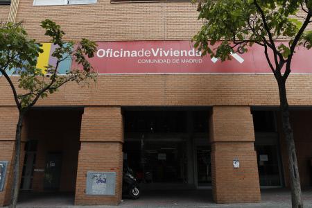 IMAGENES DE LA OFICINA DE VIVIENDA DE LA COMUNIDAD DE MADRID