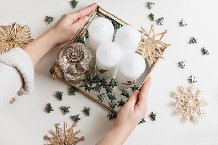HAZLO TU MISMO: LAST MINUTE CHRISTMAS