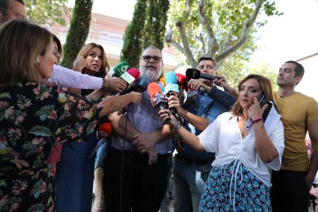 RUEDA DE PRENSA DE FRANCISCO SANCHEZ, DIRECTOR DE HOGAR DON ORIONE