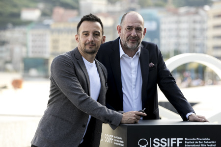 SSIFF:  PHOTOCALL MIENTRAS DURE LA GUERRA