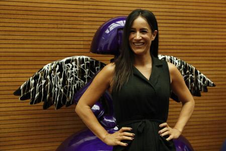"""BEGOÑA VILLACIS PRESENTA LA SEGUNDA EDICION DE """"MENINAS MADRID GALLERY"""""""
