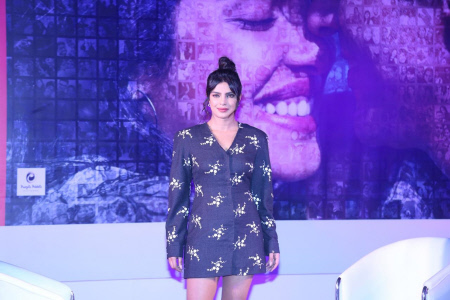 "(SPLASH) PRIYANKA CHOPRA PROMOCIONA "" THE SKY IS PINK "" EN MUMBAI, LA INDIA"