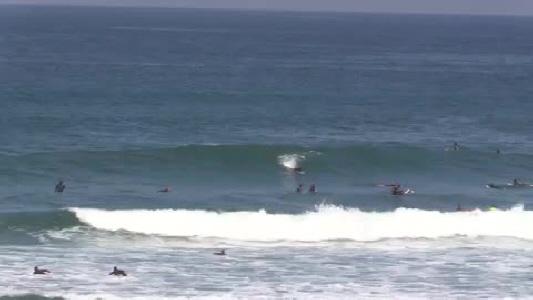 SURF EN LAS PLAYAS DE SAN SEBASTIÁN